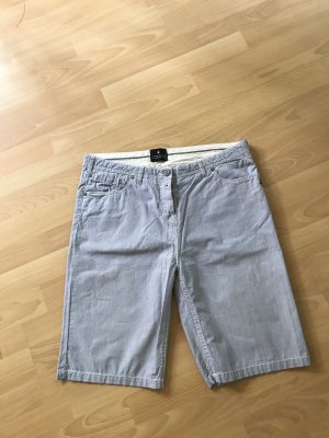 Maison Scotch Bermuda wit-azuur