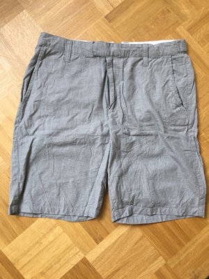 Burton Bermudas grey-light grey