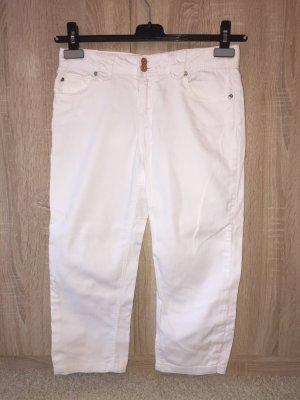 Pantalone Capri bianco