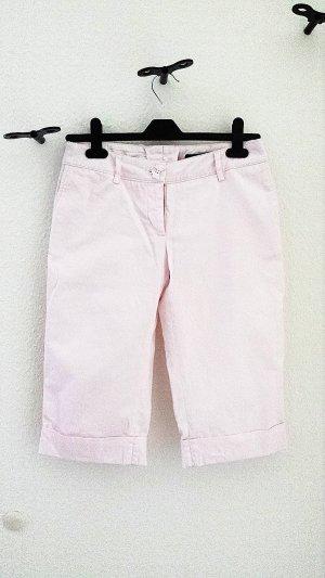 H&M Bermudas light pink cotton