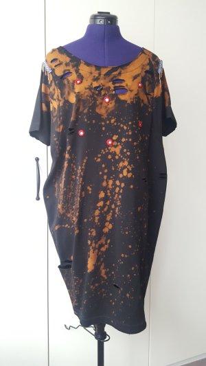 Berna Italia dress, with slits, brand new