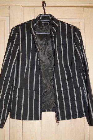 Bernd Berger Tuxedo Blazer black-white