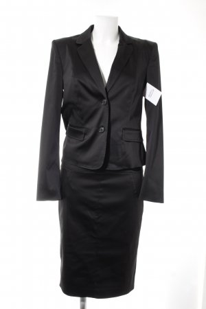 Bernd Berger Costume business noir style d'affaires