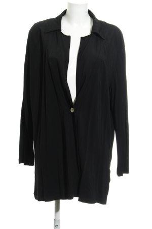 Bernd Berger Hemd-Bluse schwarz schlichter Stil