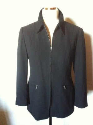 Bernd Berger Wool Blazer black new wool