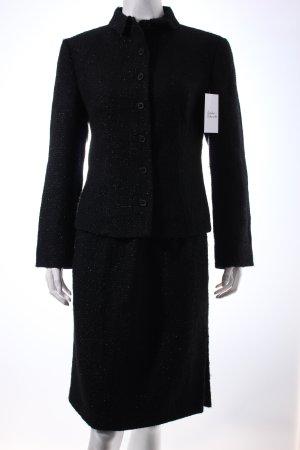 Bernd Berger Kostüm schwarz klassischer Stil