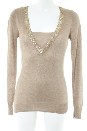 Bernd Berger Long Sweater weave pattern elegant