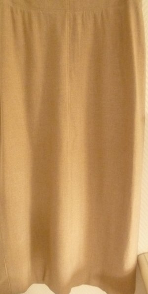 BERND BERGER - Maxirock  - mit 4% Elasthan -Gr.42 -beige