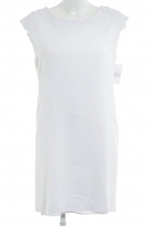 Bernd Berger Robe mi-longue blanc style simple