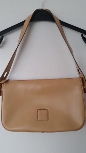 BERND BERGER Tasche Handtasche Damen Umhängetasche beige hellbraun