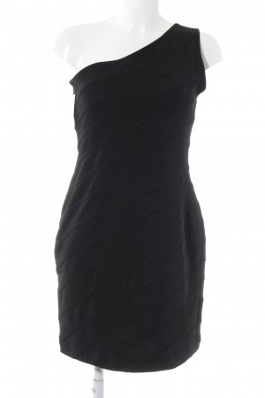 Bernshaw One-Shoulder-Kleid schwarz Elegant