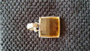 Hanger goud Oranje-donkergeel