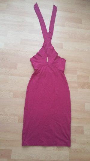 Berryfarbenes Kleid von American Apparel