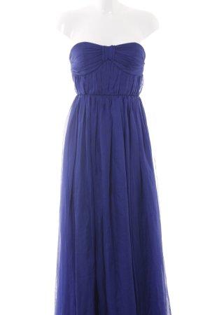 Bershka Abendkleid blau Elegant