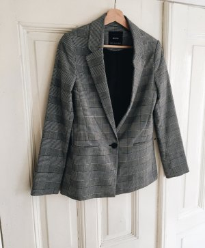 Bershka Jersey Blazer grey-light grey