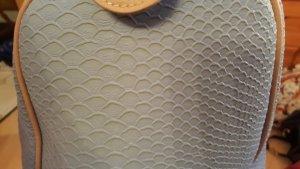 Bershka- Bowling  Tasche mit Korallen Muster
