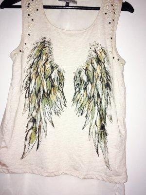 Bershka Flügel Bluse