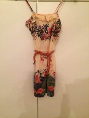 Bershka - Größe S - Sommerkleid mit Blumenprint