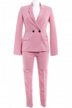 Bershka Hosenanzug rosa Business-Look