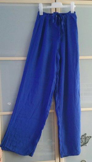 Bershka Jupes-culottes bleu