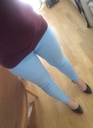 Bershka Jeans hellblau