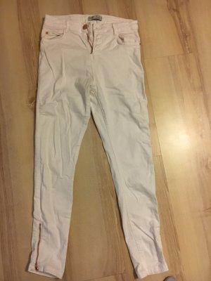 Bershka Jeans in weiß