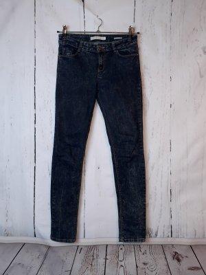 Bershka Jeans Super Skinny - Gr. 38 - blau