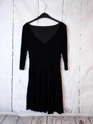 Bershka Kleid - Gr. L - 40 - schwarz