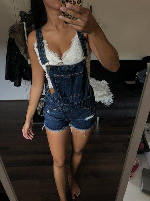 BERSHKA Latzhose - Jeans - Shorts