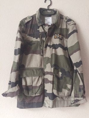 Bershka Military Jacke