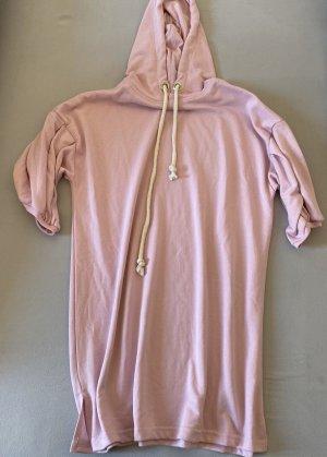 Bershka Abito maglione rosa