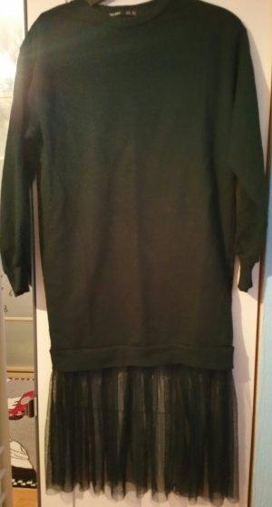 Bershka Pullover mit Tüllrock