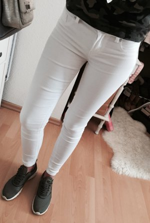 Bershka Push Up Super Skinny Hose Blogger Jeans Gr.XS