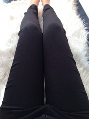 Bershka röhrenjeans schwarz wie neu
