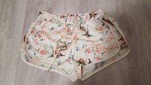 Bershka Pantalón corto multicolor