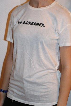 "Bershka Shirt  Gr. S ""I'm a dreamer"""