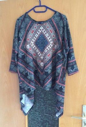 Bershka Shirt Muster Orient gr. M Blogger