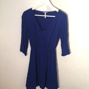 bershka Sommerkleid, blau