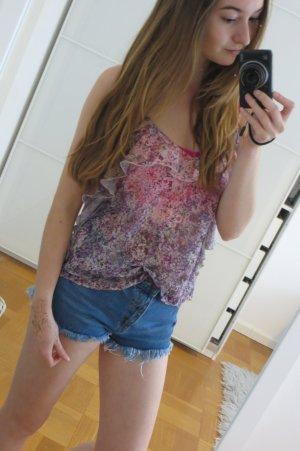 Bershka Sommertop mit tollem Rückenausschnitt