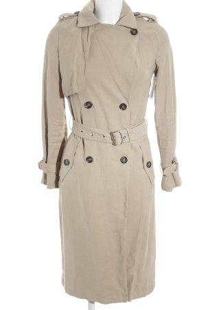 Bershka Trenchcoat beige Business-Look