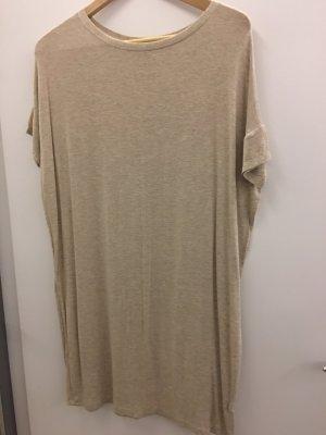 Bershka Tshirt-Kleid Bigshirt S