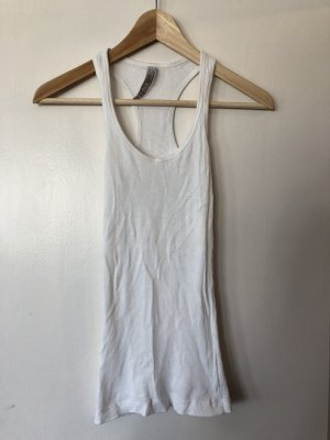 Bershka Shirt Body white