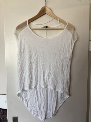Bershka T-Shirt white