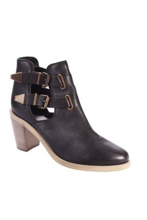 Bertie Boots schwarz
