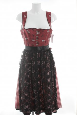 Berwin & Wolff Dirndl animal pattern party style