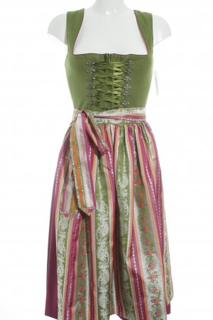 Berwin & Wolff Dirndl flower pattern country style