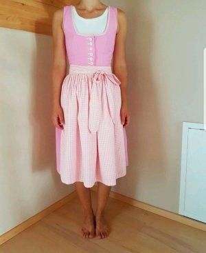 Berwin & Wolff rosa Dirndl