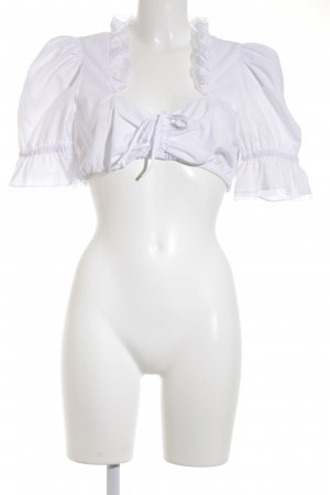Berwin & Wolff Traditional Blouse white elegant