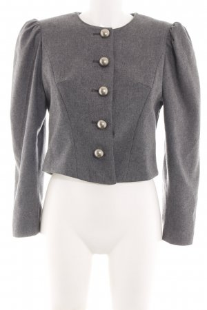 Berwin & Wolff Traditional Jacket light grey flecked casual look