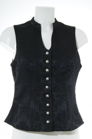 Berwin & Wolff Traditional Vest black business style